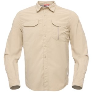 CAMICIA UOMO TREKKING THE NORTH FACE LONG SLEEVE NEW SEQUOIA SHIRT