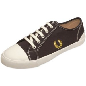 SCARPE SNEAKERS FRED PERRY BERESFORD CANVAS B9110F