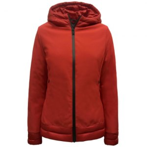 GIACCA DONNA McKINLEY SOFTSHELL WOMAN CORTO 2045-050-154 ROSSO