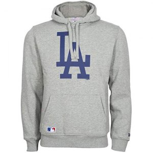 FELPA CAPPUCCIO NEW ERA MAJOR LEAGUE BASEBALL LOS ANGELES DODGERS 11204076