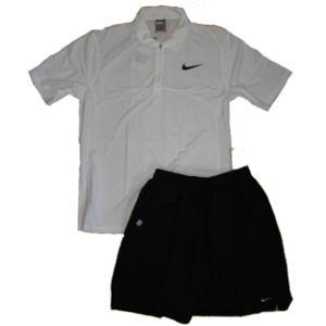 Completo Tennis NIKE 280284+142682-100 - Emmecisport.com - The Sport ... 8dde50ba1c9