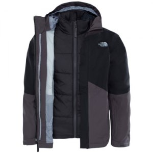 GIACCA BAMBINO NORTH FACE BOUNDARY TRICLIMATE JACKET T934Q3