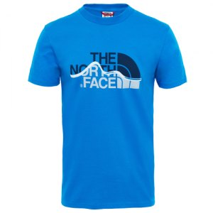 MAGLIETTA T-SHIRT NORTH FACE S/S MOUNTAIN LINE TEE T0A3G2