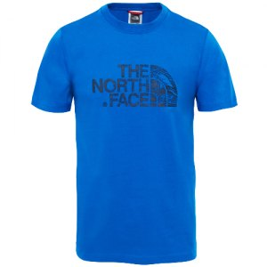 T-SHIRT NORTH FACE S/S WOODCUT DOME TEE T0A3G1