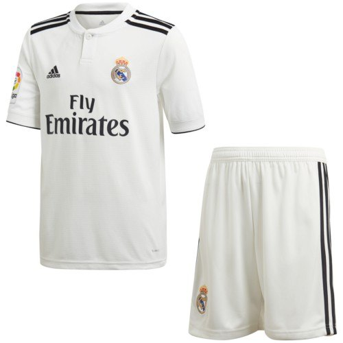 info for e2df6 12b2b Completo Calcio Bambino ADIDAS REAL MADRID F.C. HOME YOUTH KIT CG0553