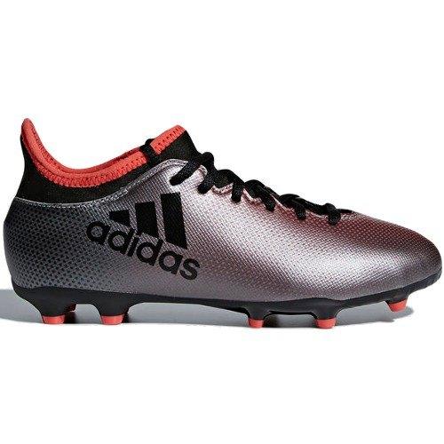 3 Tacchetti Calcio Fg X17 Adidas Fissi Scarpe Ah2333 Junior 1gB5wXqW