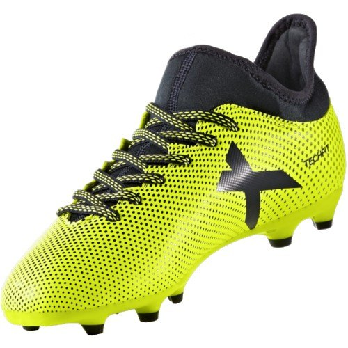 Scarpe Calcio Tacchetti Fissi ADIDAS X 17.3 FG J S82369 junior