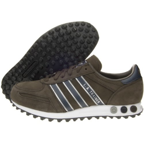 scarpe adidas uomo trainer in pelle