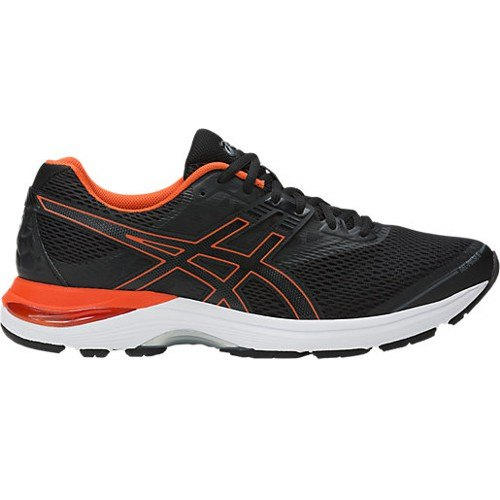 SCARPE UOMO ASICS T7D3N 9006 GEL PULSE 9 BLACK CHERRY TOMATO CARBON