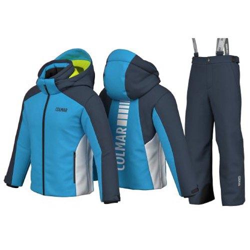 Consiglia Completo Sci Bambino Giacca Pantaloni COLMAR 3151S 9RT SAPPORO 355 The Sport Shop On Line