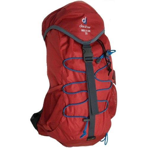 zaino 20 litri deuter walk air 20 rc 45369 5550 trekking the sport shop on. Black Bedroom Furniture Sets. Home Design Ideas