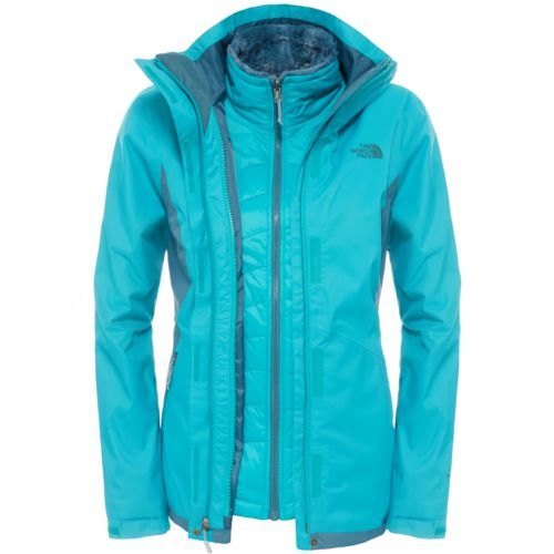 d12e1e7a079c Giacca Trekking Donna THE NORTH FACE MOSSBUD SWIRL TRICLIMATE JACKET ...