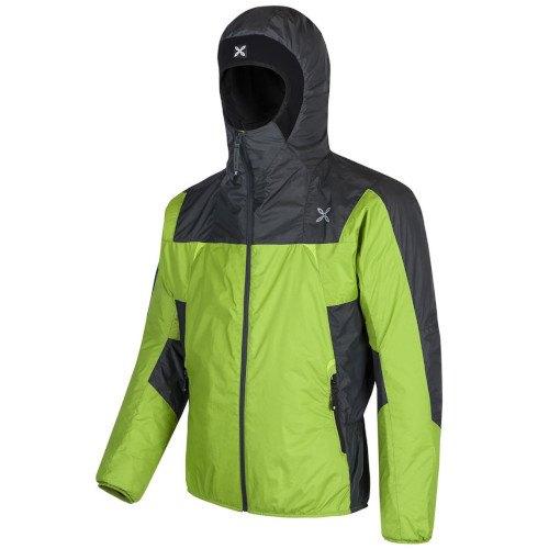 Giacca Imbottita con Cappuccio da Uomo MONTURA SkiSky Jacket Giacca da Montagna MJAK92X.