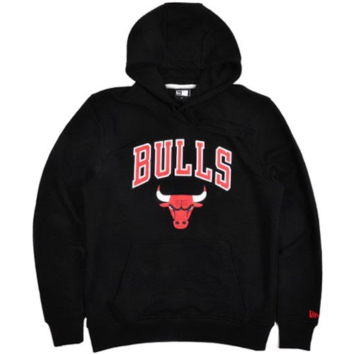l'atteggiamento migliore d1d32 83edf Felpa con Cappuccio NEW ERA NBA CHICAGO BULLS 11530761
