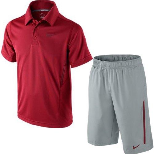 abbigliamento uomo tennis nike