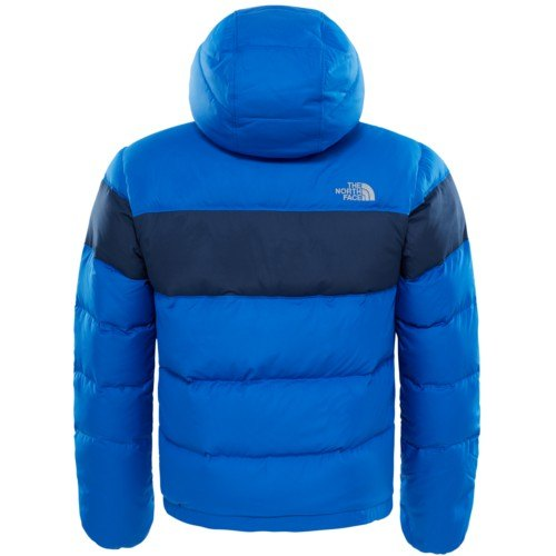new product e401b 833f6 Giacca Piumino Junior THE NORTH FACE BOY'S MOONDOGGY 2 DOWN HOODIE JACKET  T934QE 4H4