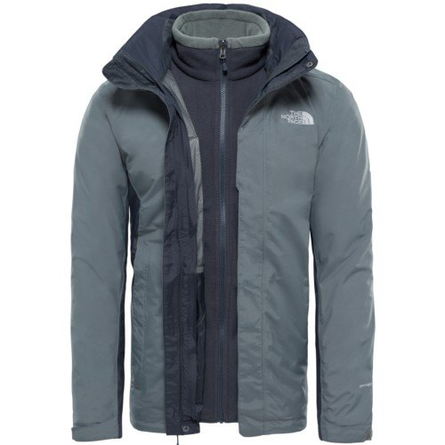 Cg53 Giacca Ii Q2s Jacket Evolution North Face Triclimate The qvq0AT