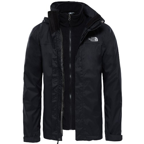 pile interno giacca north face