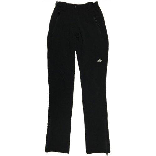 Pantaloni Softshell Montagna Black Stretch Dubin Donna Db03pantw ZRxw6rZq