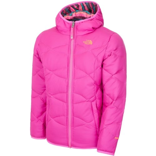 Bambina North Moondoggy Face H0e Piumino Jacket Chb3 Reversible The Girl's Giacca Cqx5Rgg