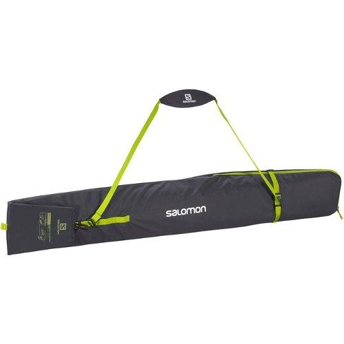 Sacca portasci salomon original 1 pairs skisleeve 382838 - Sacca porta sci ...
