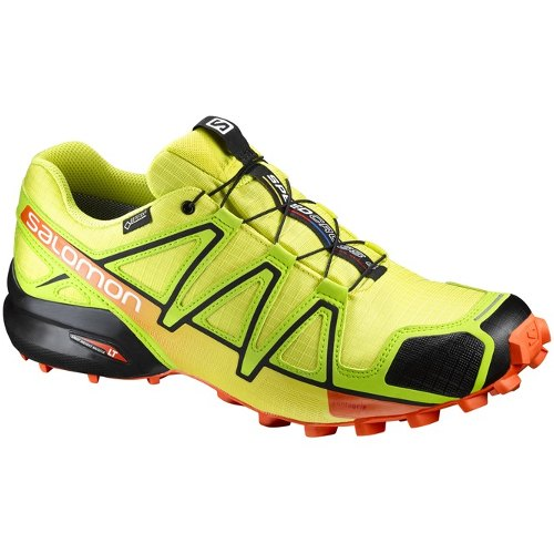 Scarpe SALOMON SPEEDCROSS 4 GTX 392396 trail running A5 ... 0e627c05296
