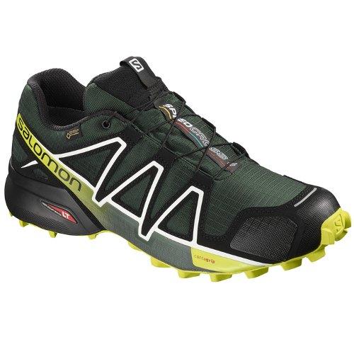 Salomon Speedcross 4 GTX Darked SpruceBlack scarpe trail running
