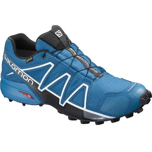 Scarpe SALOMON SPEEDCROSS 4 GTX 406604 trail running A5