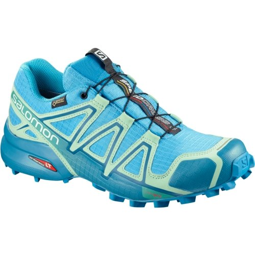 Scarpe Donna SALOMON SPEEDCROSS 4 GTX W 400999 trail running A5