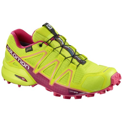 Scarpe Donna SALOMON SPEEDCROSS 4 GTX W 401012 trail running A5 ... 743800527c4