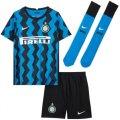 Completo  Calcio Junior NIKE INTER LITTLE BOYS HOME KIT CD4592 414