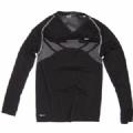 Maglia Intima M/L Nike NIKE PRO REVOLUTION IV LONG SLEEVE V-NECK 234287-010