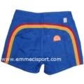 "SUNDEK M502BDTA100 001 BOARDSHORT RAINBOW LOW RISE 14"" costume uomo boxer"